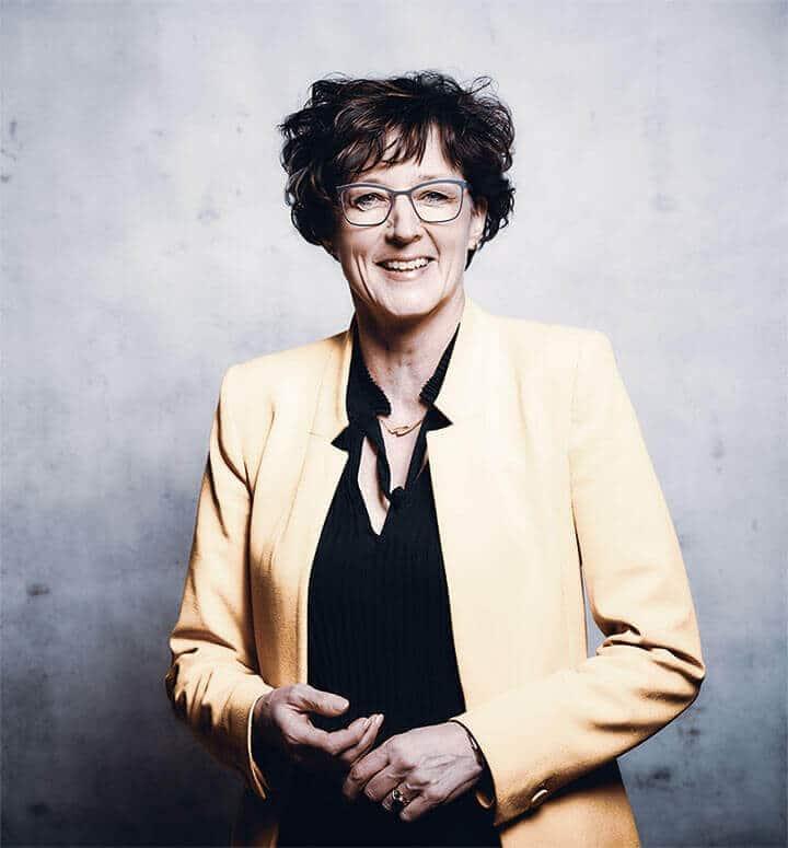 Iris Rumey, Frfr. von Eberstein  Geschäftsführende Gesellschafterin VERUM GmbH  & Senior Traincoach