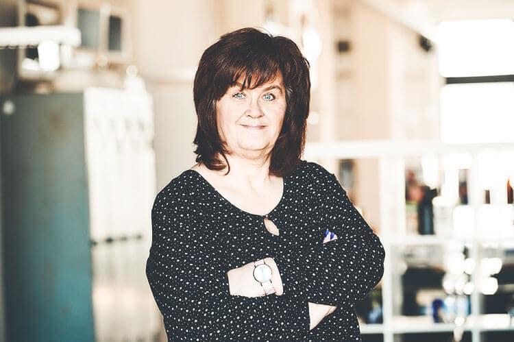 Sybille Schultz Assistenz der Geschäftsleitung VERUM GmbH