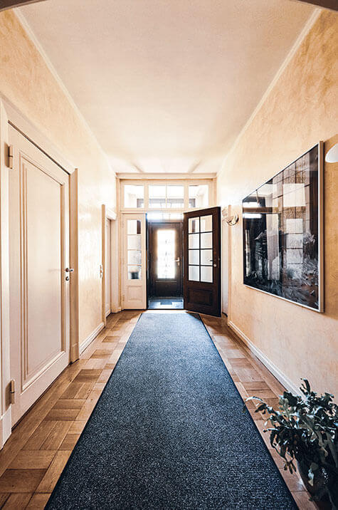 VERUM-Office-Open-Space-Bremen-Flur