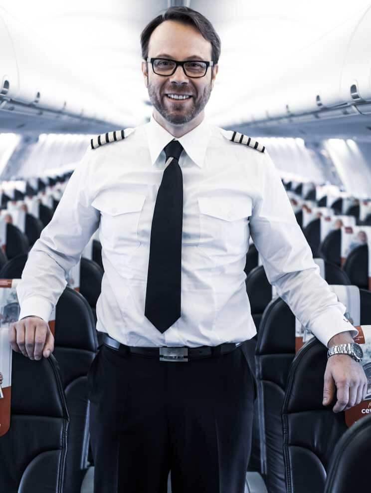 VERUM GmbH - Partner: TUI Flugkapitän Rüdiger Reuters