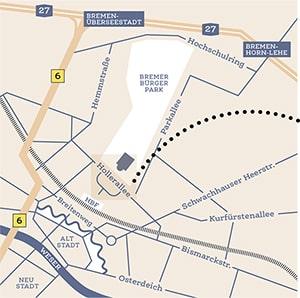 Map-Verum-Schwachhausen-Bremen