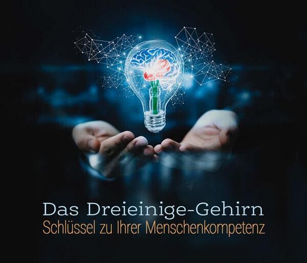Verum GmbH- dreieiniges Gehirn- Menschenkompetenz