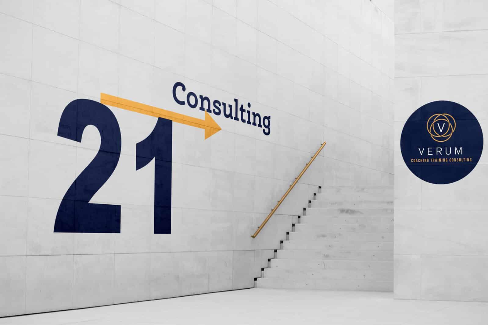 VERUM Consulting 2021 - Der Weg zur Exzellenz