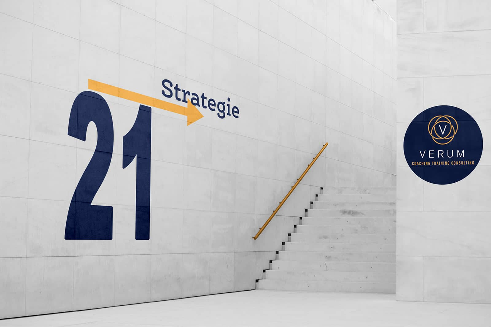 VERUM GmbH Consulting - Strategie 2021